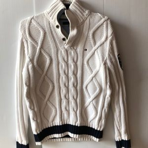 Tommy Hilfiger Cable Knit Sweater